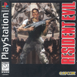 Resident evil 1 PS One